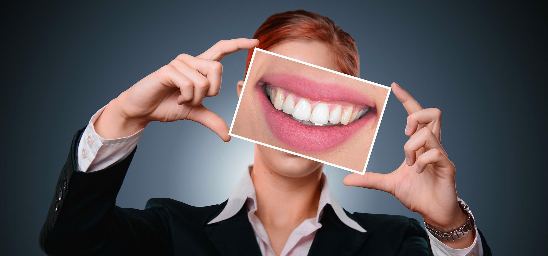 Zuby jsou naše vizitka