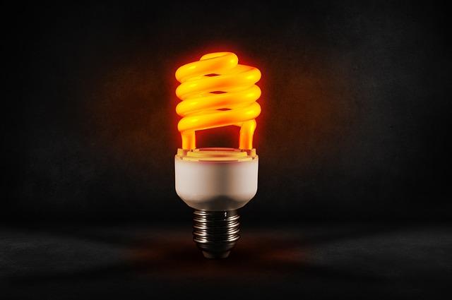 osvětlení úspora energie