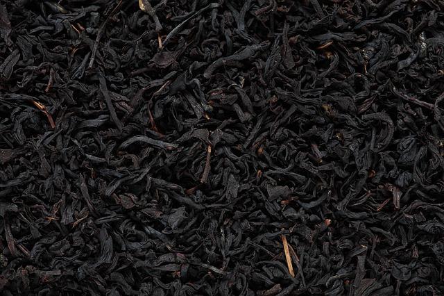 černý čaj