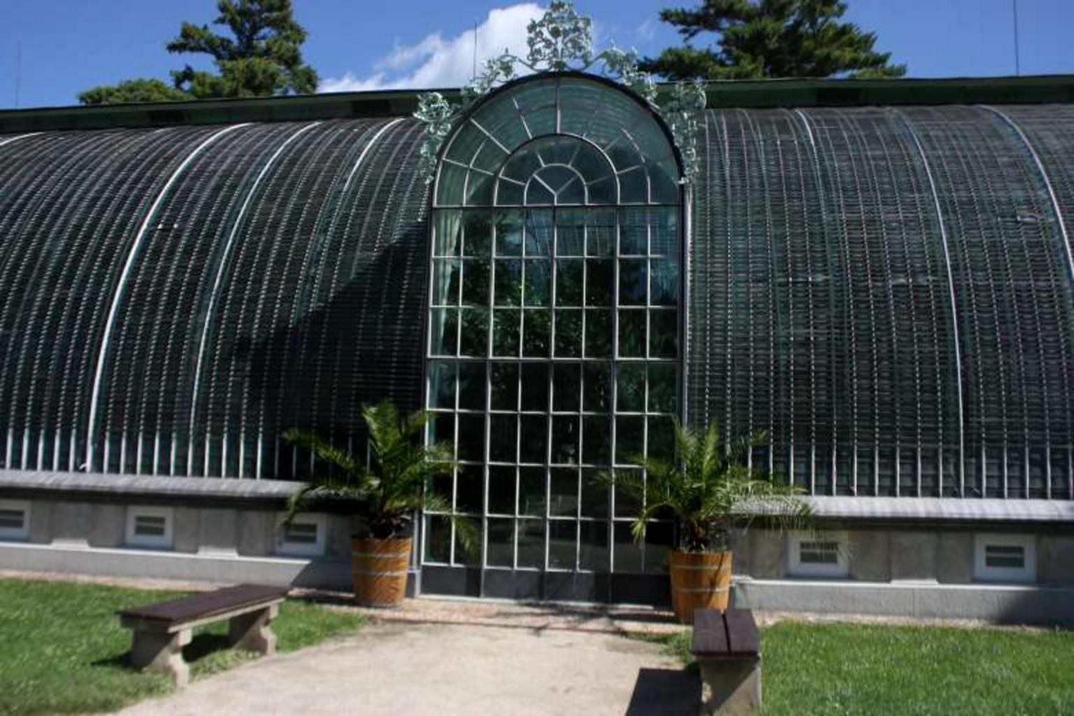 zámecký skleník